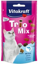 Vitakraft trio mix - 4 st à 60 gr