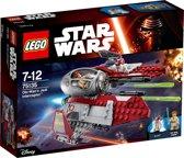 LEGO Star Wars Obi-Wan's Jedi Interceptor - 75135