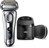 Braun Series 9 9291cc Wet&Dry Folie Trimmer Zilver