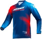 Kenny Crossshirt Performance Paradise Blue-L