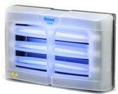 HACCP vliegenvanger Genus® ORBIT JET IP65 met kleefplaat en 3 x 15W UV lamp