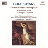 Tchaikovsky: Romeo & Juliet