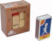 Bex Mini Kubb Original - Rubberhout