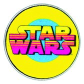 Star Wars™ Clicks - 80's logo yellow