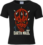 Logoshirt T-Shirt Darth Maul - Krieg der Sterne mit angesagtem Frontprint