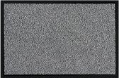 Droogloopmat SHANNON grijs 40x60 cm