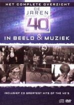 Complete Overzicht In Beeld & Muziek - De Jaren 40