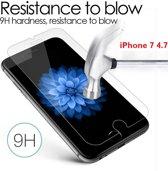 Ntech - iPhone 7 / iPhone 8 (4.7 inch) Werelden sterkste 9H Glazen Tempered glass / Screen Protector