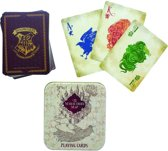 Harry Potter: Marauder's Map Playing Cards