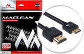 Kabel HDMI - miniHDMI v1.4 ULTRA SLIM MCTV-710