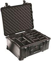 Peli 1564 Camerakoffer - met Dividers - Zwart