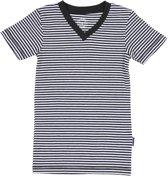Claesen's Jongensshirt - Blauw - Maat 116 / 122