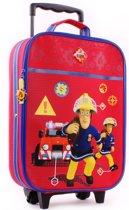 BRANDWEERMAN SAM Kinder Trolley Koffer Vakantie Handbagage