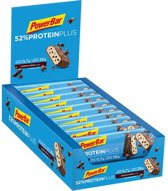 PowerBar ProteinPlus Bar 52% Cookies & Cream 20x50g