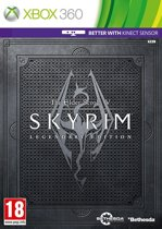 The Elder Scrolls V: Skyrim - Legendary Edition - Xbox 360