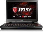 MSI GT83VR 6RF-031NL - Gaming Laptop - 18 Inch