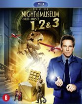 Night At The Museum 1 t/m 3 (Blu-ray)