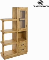 Boekenkast ios - Village Collectie by Craften Wood