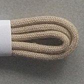 75cm lange beige schoenveters Rond - 2.5 mm dik - Bergal 8820