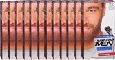 Just For Men Middenbruin M-35 Voor Snor, Baard En Bakkebaarden Voordeelverpakking