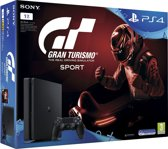 PlayStation 4 Gran Turismo Sport console - 1TB - PS4