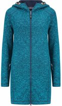 Life-Line Repanda Fleece Parka Dames