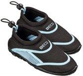 Beco Waterschoentjes Zwart/lichtblauw Junior Maat 30