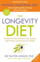 Boek cover The Longevity Diet van Dr Valter Longo (Onbekend)