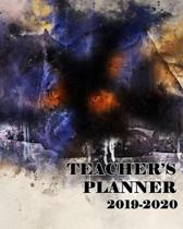 Teachers Planner 2019-2020