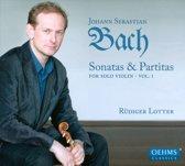 Bach: Sonatas & Partitas 1