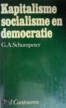 Kapitalisme socialisme en democratie