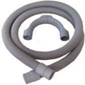 Nedco PVC Afvoerslang met bocht - 19 mm-22 mm 3.5 m