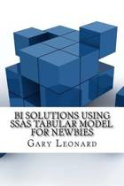 Bi Solutions Using Ssas Tabular Model for Newbies