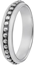Lucardi - Zilveren ring Bali/vintage