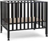 Childhome Babybox Park 94 Met Wielen 98 X 78 Cm Zwart