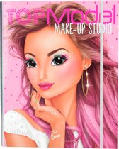 Afbeelding van TOPModel make-up creatiemap speelgoed