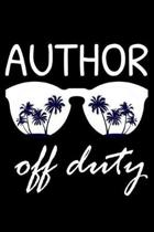 Author Off Duty