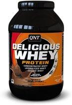 QNT Delicious Whey Protein Eiwitpoeder Eiwitshake 2.2kg Chocolate