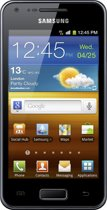 Samsung Galaxy S Advance - Zwart