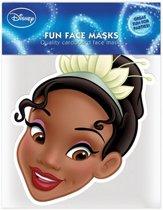 Prinses en de Kikker Tiana masker