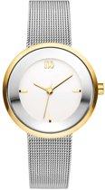 Danish Design IV65Q1060 horloge dames - zilver - edelstaal doublé