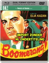 Boomerang Masters of Cinema Dual Format Edition Blu-ray DVD (import)