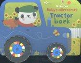 Baby's allereerste tractor boek