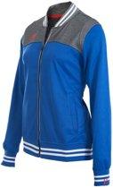 Brabo Tech Jacket  Trainingsjas - Maat XL  - Vrouwen - blauw