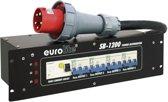EUROLITE SB-1200 Krachtstroom Stroomverdeler 63A