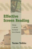 Effective Screen Reading