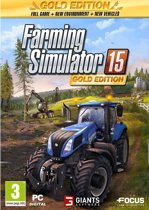 Farming Simulator 2015 - Gold Edition - Windows
