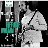 Herbie Mann: Flute Juice - The Best Lps 1954 To 19