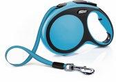 Flexi New Comfort Hondenriem - Blauw - L - 8 M