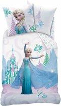 Disney Frozen Arabesque - Dekbedovertrek - Eenpersoons - 140 x 200 cm - Multi